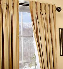 Pinch Pleated Lined Drapes Add Elegance To Your Home With Pinch Pleated Drapes Drapery Room