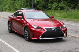 lexus is f sport 2015 2015 lexus rc350 f sport u2013 sam u0027s thoughts