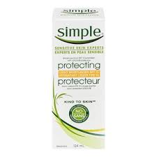 simple protecting light moisturizer spf 15 review simple kind to skin protecting light moisturizer spf 15 reviews in