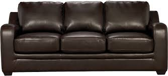 The Brick Leather Sofa Brown Faux Leather Sofa The Brick Brick Sofas Awesome