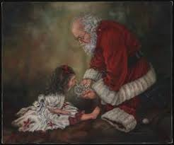 santa and baby jesus picture 25 best santa claus and baby jesus images on