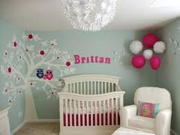 deco chambre de bébé deco murale chambre bebe fille a decoration murale chambre bebe