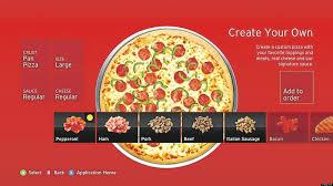 jeux fr cuisine pizza la chaîne pizza hut s adapte aux fans de jeux vidéo