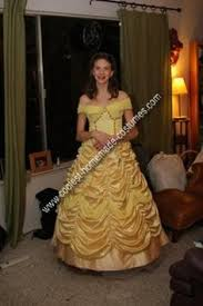 Halloween Costumes Belle Beauty Beast Ball Gown Disney U0027s Beauty Beast Belle Dress Belle