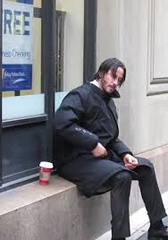 Sad Keanu Reeves Meme - keanu reeves is still looking sad imgur