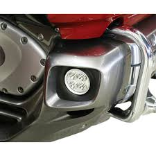 goldwing driving lights reviews rivco lower cowl led driving lights for honda gl1800 gold wing f6b