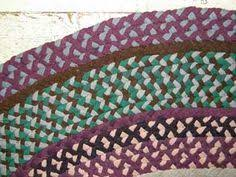 Making Braided Rugs Exactly How To Make A Braided Rug Threads Pinterest Craft