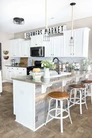 farmhouse kitchen cabinet decorating ideas beautiful farmhouse kitchen decorating ideas a fresh