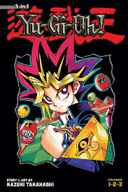 yu gi oh 3 in 1 edition vol 1 includes vols 1 2 u0026 3