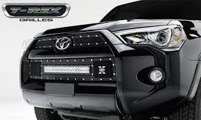 Led Light Bar Parts by Grille Inserts Pure 4runner Accessories Parts And Accessories