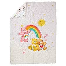 care bears twin quilt land nod