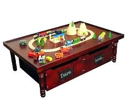 thomas the train activity table and chairs extraordinary train table with drawers interesting train table plans