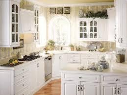 white kitchen decorating ideas easy white kitchen cabinets ideas with wall decoration kitchen