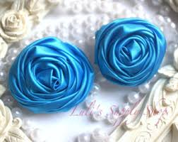 silk ribbon roses satin ribbon roses etsy