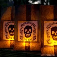 halloween party luminaries u2013 free printable papertuesday