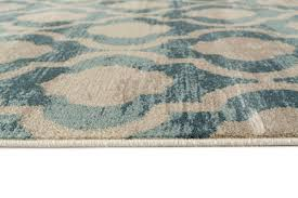 light blue trellis rug vintage distressed design cheap area
