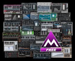 mfreefxbundle meldaproduction