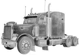 peterbilt 379 truck clipart china cps