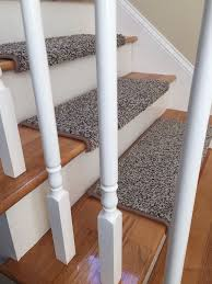Stair Tread Covers Carpet True Bull Nose Stair Tread Carpet With By Bullnosestairtreads