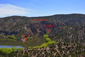Forrest Fenn Treasure Map La Caja Pueblo Ruins U2013 Final Chapter U2026 Thrill Of The Chase