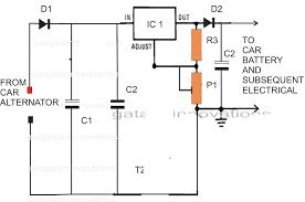 prestolite leece neville in auto alternator wiring diagram carlplant