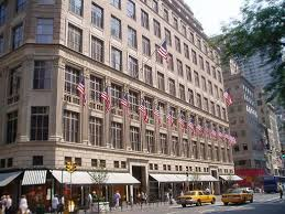 new york architecture images saks fifth avenue