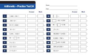year 6 arithmetic practice tests paul urry pulse linkedin