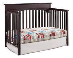 Crib Convert To Toddler Bed by Graco Lauren Convertible Crib Espresso Amazon Ca Baby