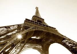 Eiffel Tower Wallpaper For Walls Wall Mural Wallpaper Paris Eiffel Tower France Sepia Photo 360 Cm