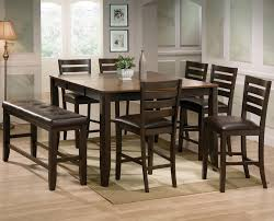 3 piece counter height table set crown mark elliott 8 piece counter height table and chairs with