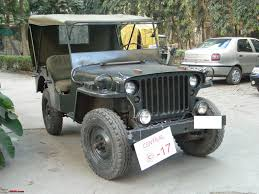 floating jeep ford world war ii jeep 4x4 in bangy team bhp