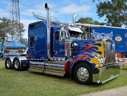 kenworth tractor trailer the world u0027s best photos of t900 and trucks flickr hive mind