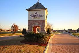 homes in keystone of galvez subdivision in prairieville
