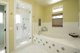 walk in bathroom shower ideas green and white bathroom interior with white walk in shower design