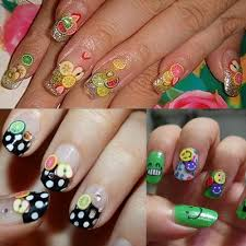 diy ladybug nails easy summer nail art design tutorial youtube