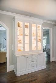 Cabinet Dining Room Best 25 White China Cabinets Ideas On Pinterest China Cabinets
