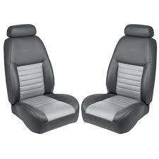 1999 Mustang Black Tmi Mustang Upholstery 35th Anniversary Edition Leather Gt 99 04
