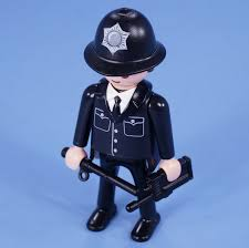playmobil 9237 british bobby figure brand new in box police
