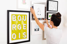 How To Hang A Picture To Hang A Gallery Wall