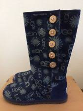 womens ugg lo pro boots ugg australia canvas mid calf boots for ebay