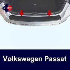 volkswagen passat rear volkswagen passat b7 rear bumper protector