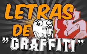 imagenes para dibujar letras graffitis cómo dibujar letras de graffiti e youtube