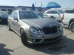 2003 mercedes e55 amg for sale auto auction ended on vin wdbuf76j93a315126 2003 mercedes
