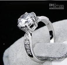 rings with crystal images Swarovski wedding ring 2018 swarovski crystal wedding ringsix jpg