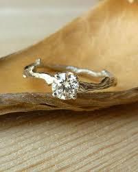 tree branch engagement ring ring da ara things