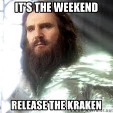 Release The Kraken Meme - zeus release the kraken meme generator