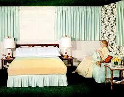 50s Bedroom Furniture by Bedroom 1952 Home Pinterest