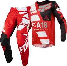 fox youth motocross gear 2018 fox 180 sayak kids youth motocross gear red 1stmx co uk