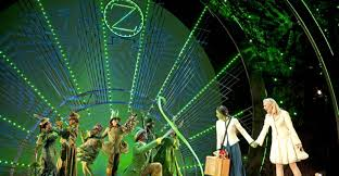 wicked themed events wicked at teatro telcel adding sonic dimension with meyer sound