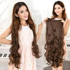 in hair extensions 39 32 24 18 five clip in hair extensions synthetic hair